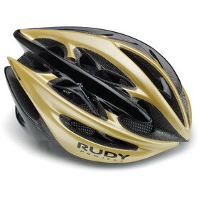 Rudy Project Sterling + Casque, gold - black shiny